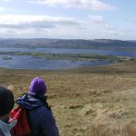 Lough Corrib from Benlevy
