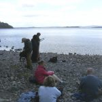 Litter-free lunch by Lough Corrib
