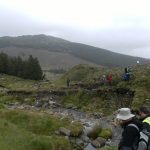 Hillwalking, Mayo, Ireland