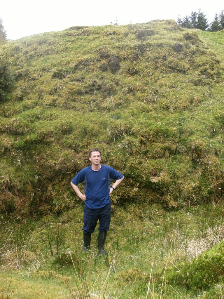Lios na Gaoithe ringfort Ireland
