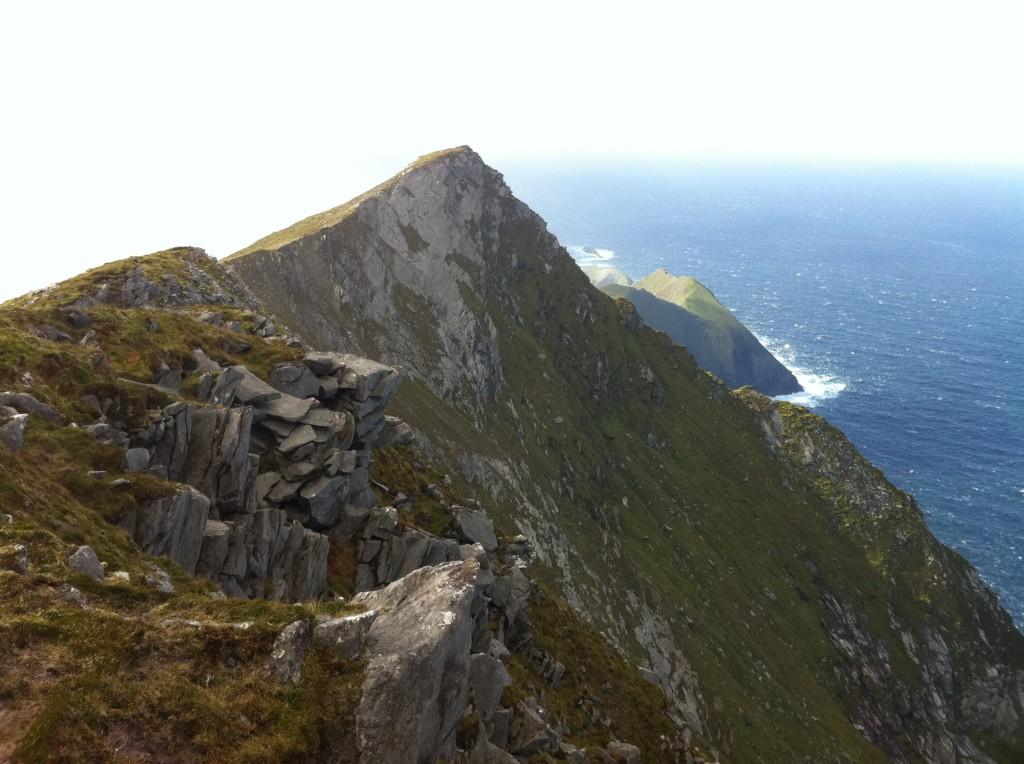 Hillwalking Ireland Mayo Achill