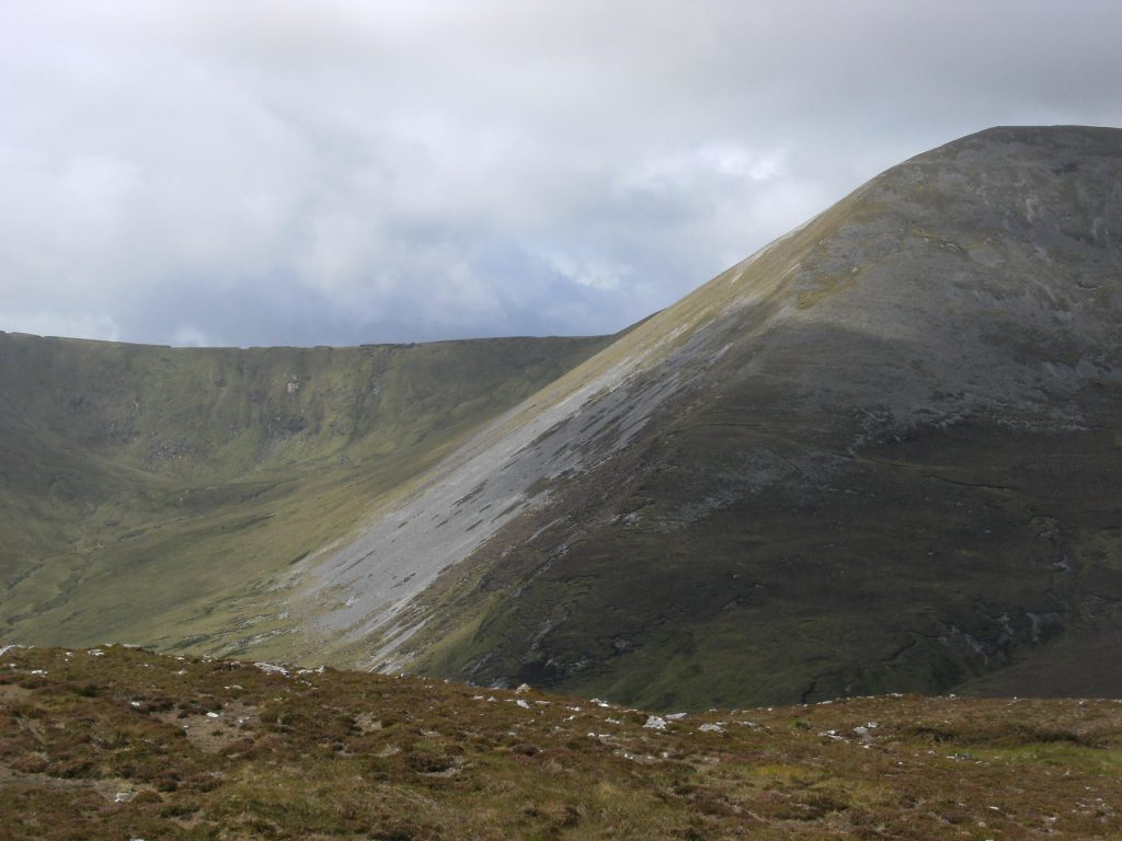 Mayo mountains, Birreencorragh