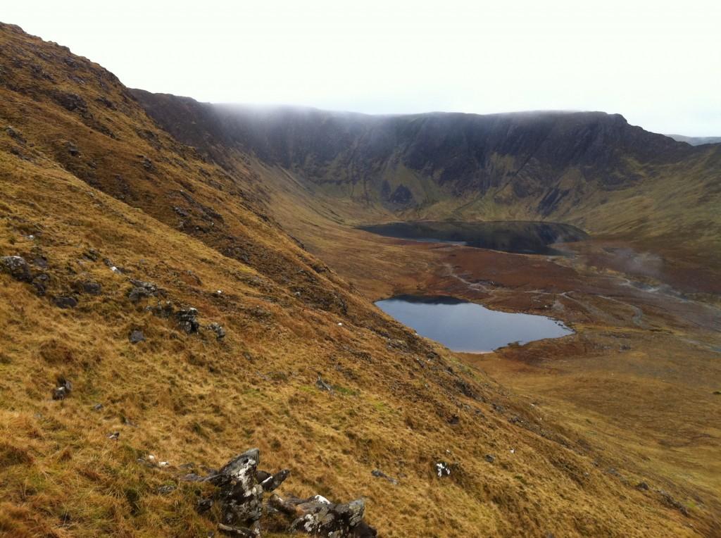 Walking tours Ireland, Maumtrasna