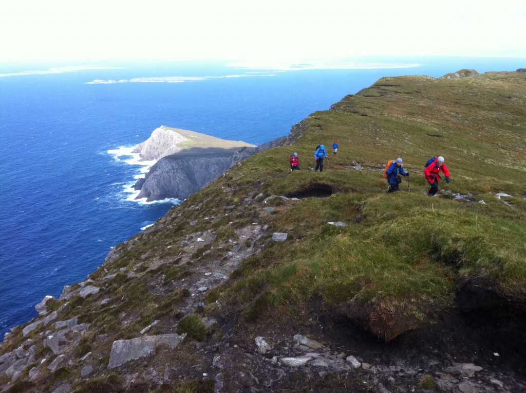 Achill Island Walking Weekend, Mayo, Ireland