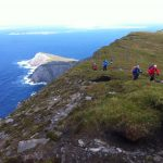 Walking tour Achill Island, Mayo, Ireland