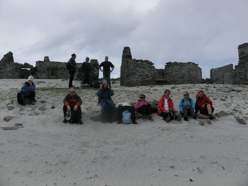 Walking tours Ireland - Iniskea