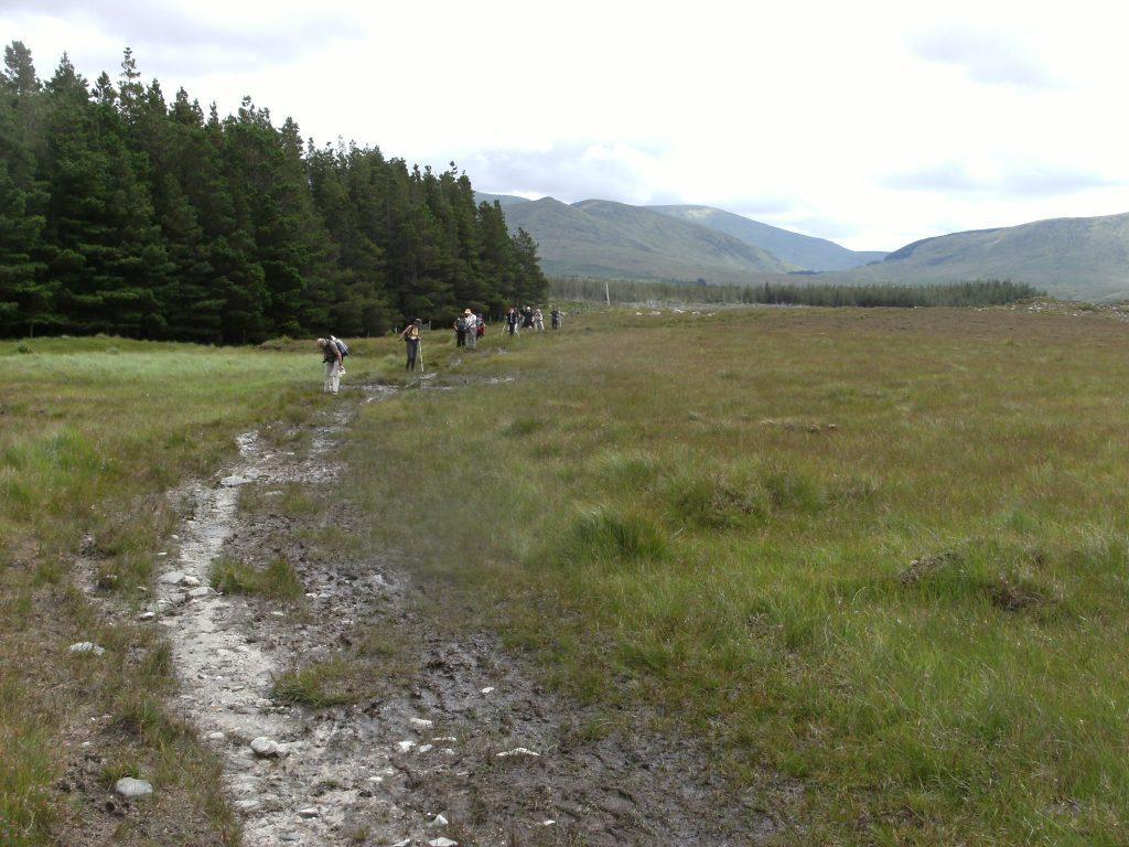 Walking tours Ireland - The Bangor Trail