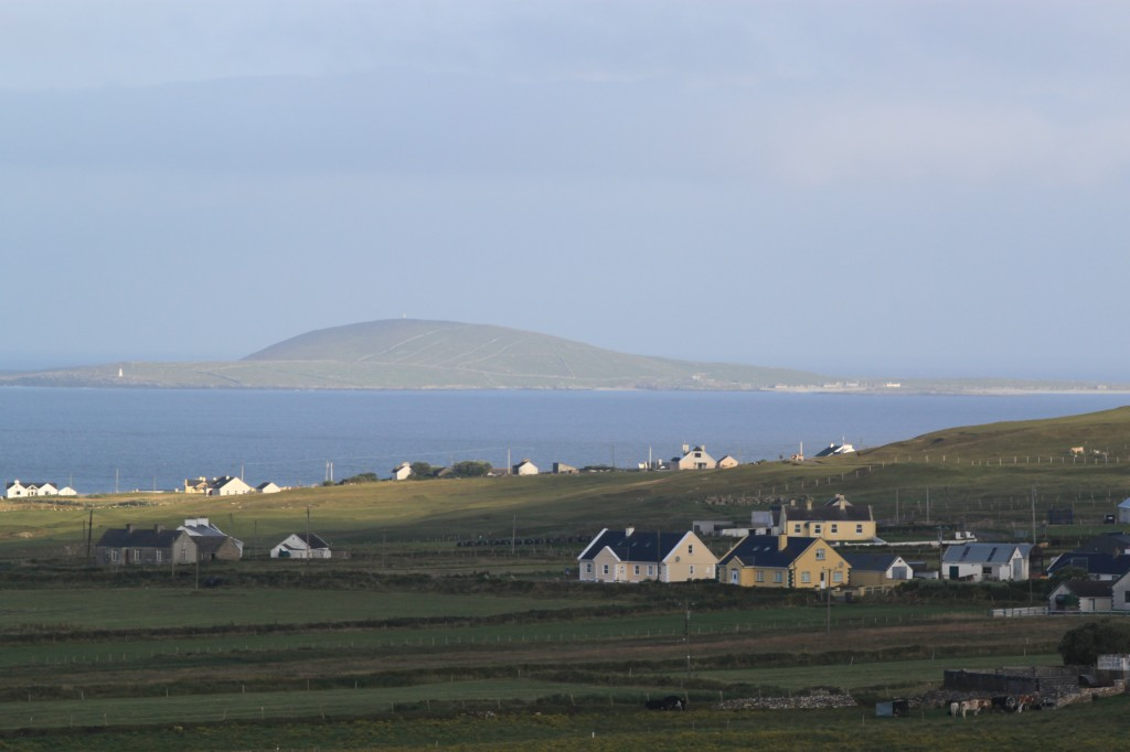 Walking tours Ireland - Belmullet