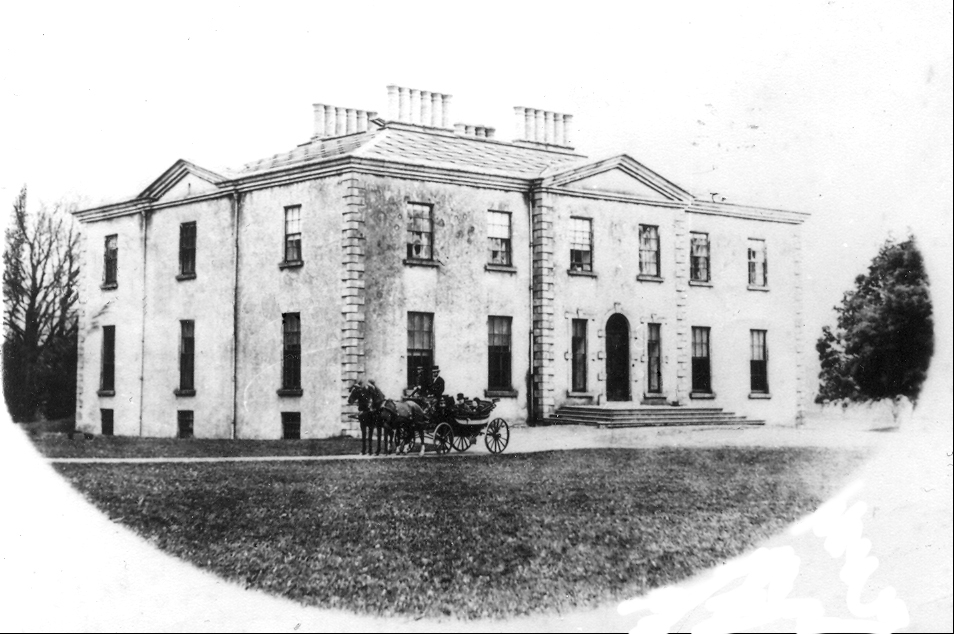 Towerhill – A Ruined Mayo Mansion