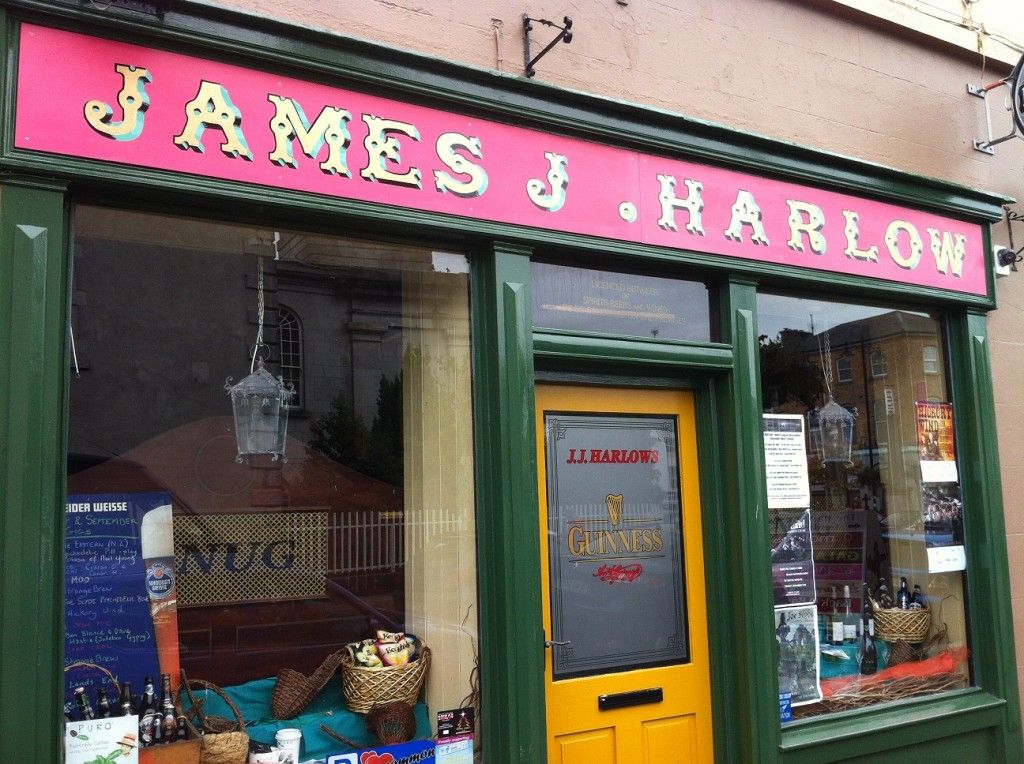 west of ireland pub