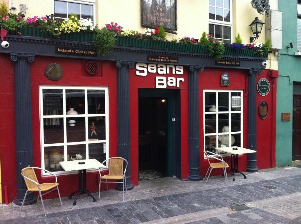 West of Ireland pubs