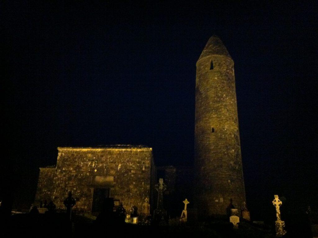 Round Tower Turlough