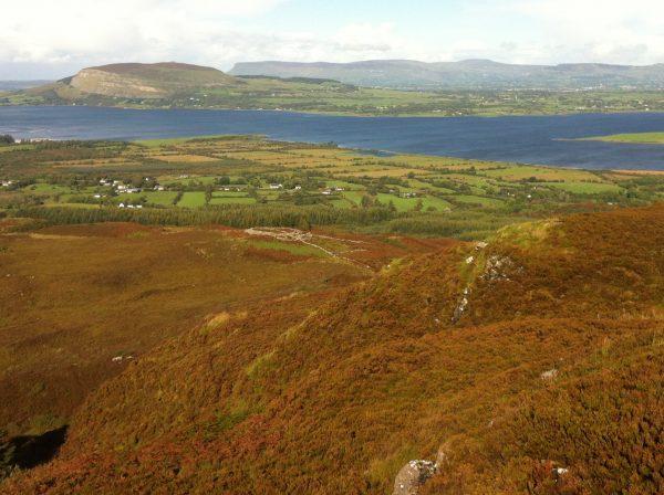 Doomore Ox Mountains Ramble Sligo Bay