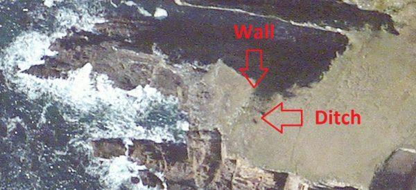 Achill Island Promontory Fort