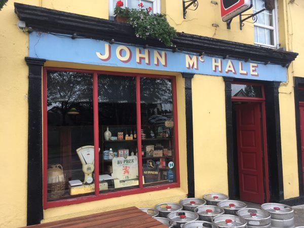 great west of ireland pubs john mchale