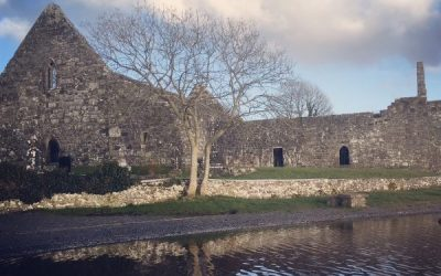 Urlaur Priory in East Mayo