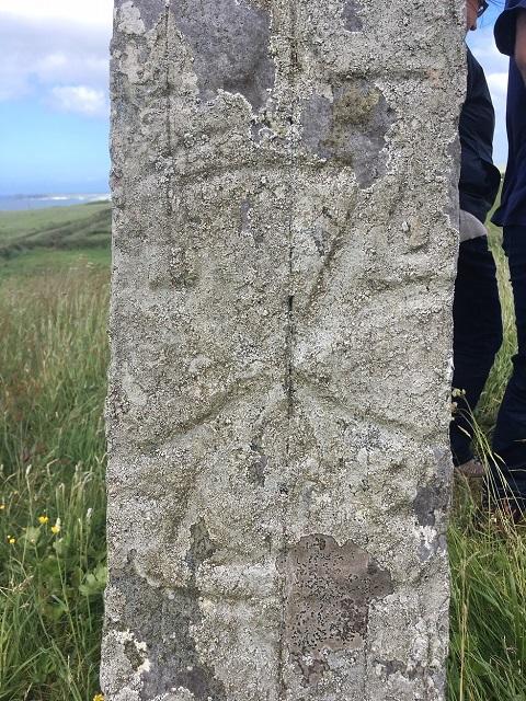 Doonfeeney cross