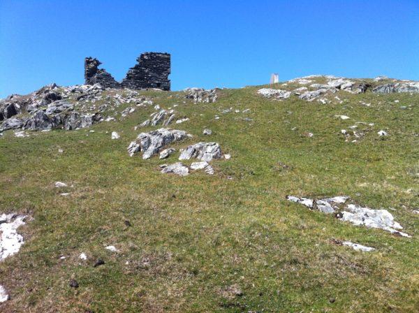 Tower on Inisturk