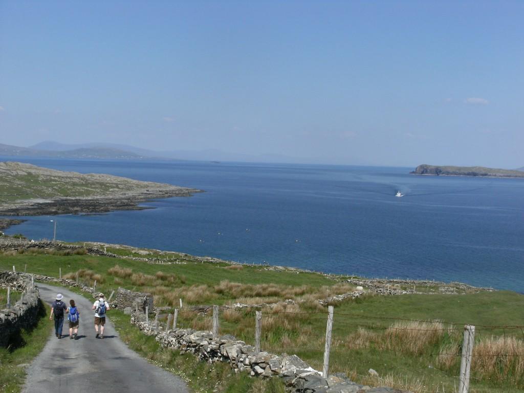 About Mayo & Connemara - Inishturk