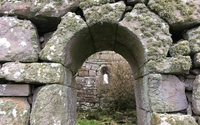 Ancient Church at Kilcummin