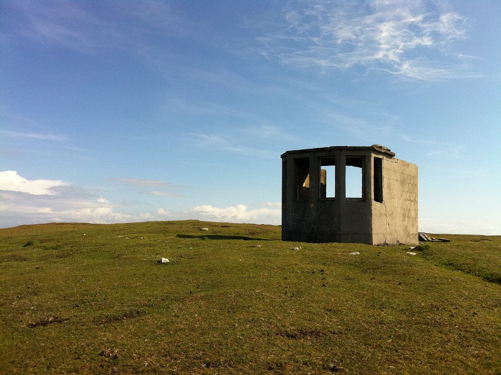 Look Out Posts of County Mayo - Erris Head