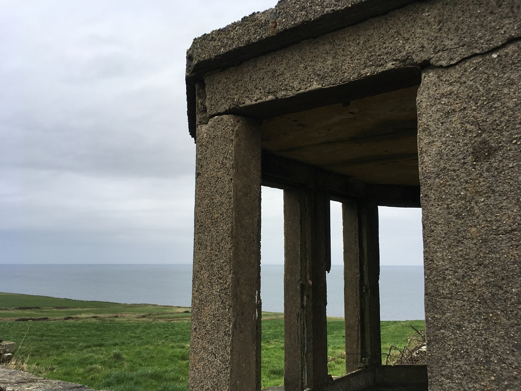 Look Out Posts of County Mayo - Kilcummin Head
