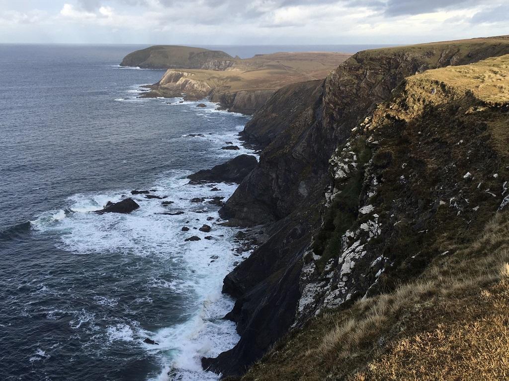 Carrowteige Cliffs Loop Hike