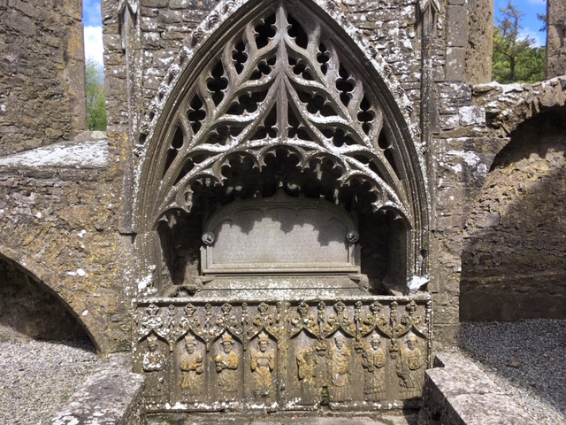 monasteries of the river moy - straide 1